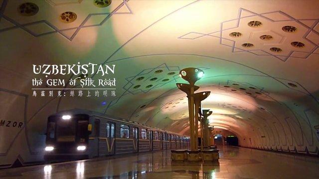 Uzbekistan - the gem of silk road