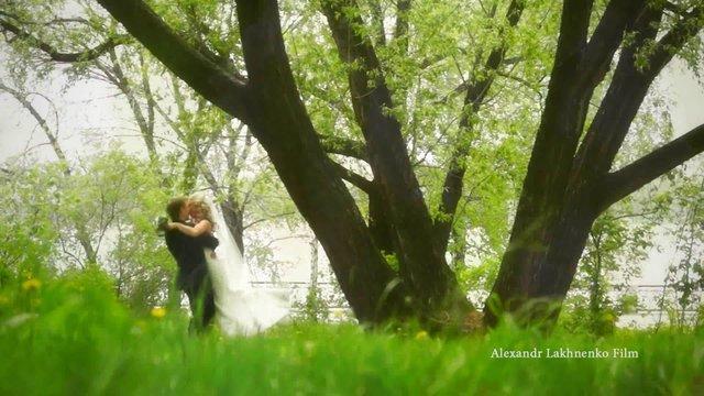Свадебный видеограф Александр Лахненко, Новосибирск