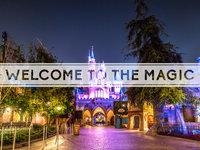 Estupendo video timelapse con el primer parque Disney como protagonista