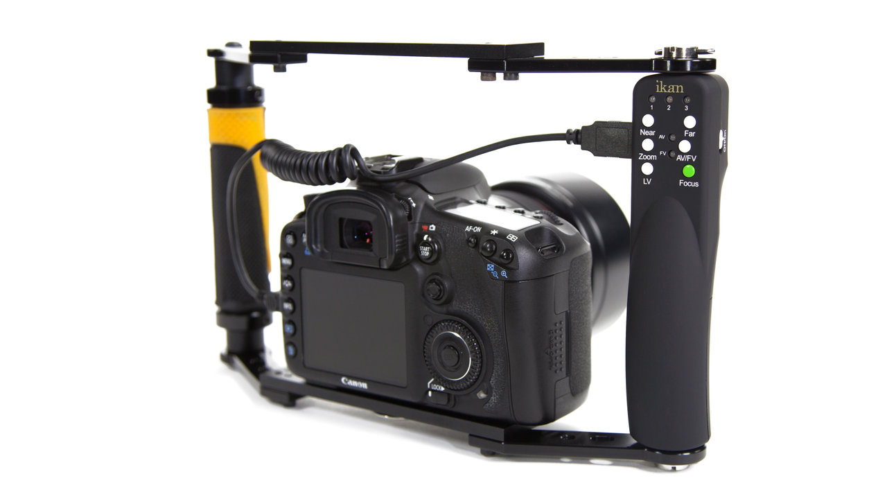 DragonFly Handheld Rig with USB Control Grip (DSLR Controller)