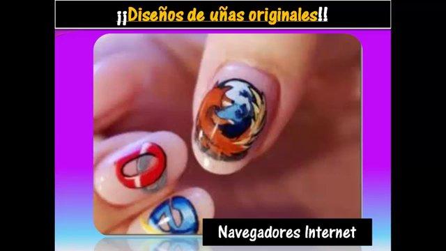 Los mejores diseños de uñas 2013 2014