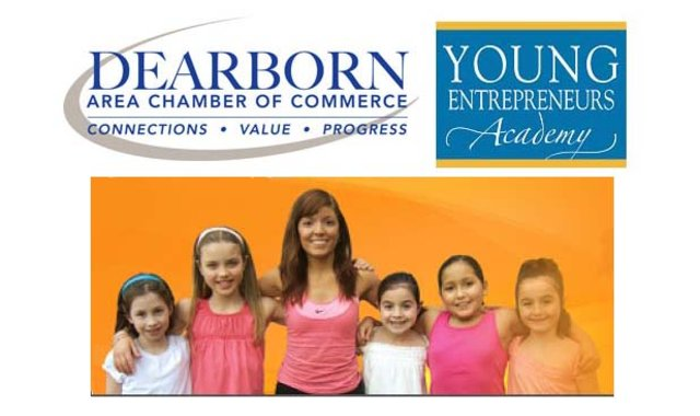 The University of Michigan-Dearborn Welcomes Young Entrepreneurs Academy into Classrooms