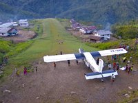 World's shortest commercial flight?