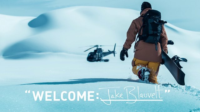 """Welcome: Jake Blauvelt"""