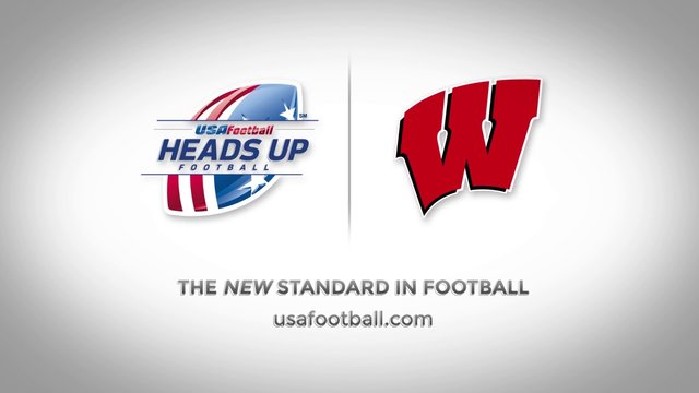 USA Football // Big10 PSA / Wisconsin