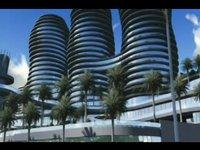 Confira vídeo com a proposta de construção de torres comerciais e hoteis em parte do terreno do clube Náutico.