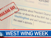 West Wing Week: 08/16/13 or Summer Mailbag: A Break from Tradition