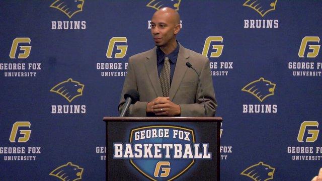 """Coach Maco """"Shark"""" Hamilton Press Conference"""