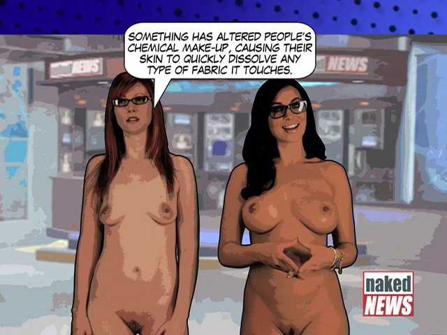 Watch naked news free online