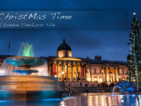 Is Xmas Time - A London Time Lapse Film