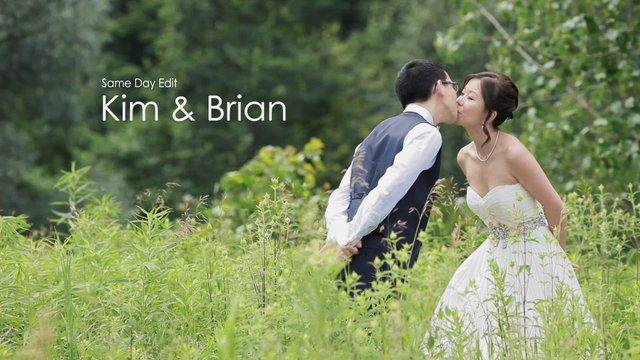 Same Day Edit | Graydon Hall wedding | Kim & Brian