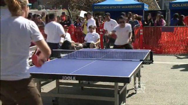 Ping Pong Diplomacy 2013