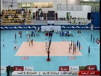 Darkulaib vs Muharraq   volleyball Cup final  2012-2013