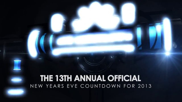 The Official New Year's Eve Countdown to 2013- TRAILER