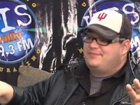 Dave FromSidewalk Prophets On Bubba Da Bus