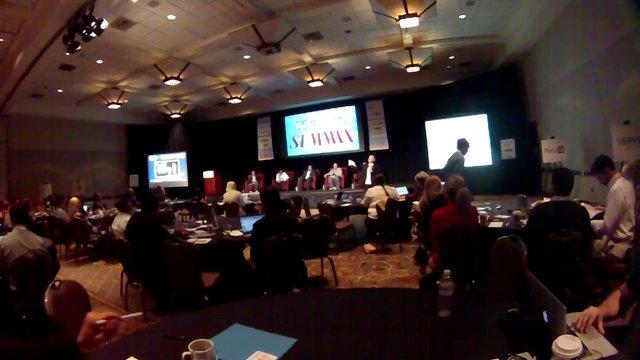 Daniel R. Odio speaks on MediaPost Mobile Social Panel