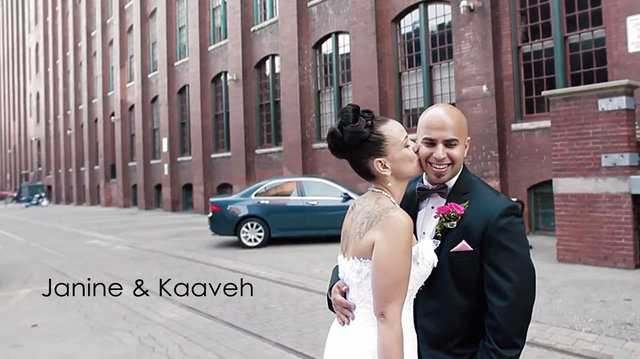 Liberty Grand Celebration to Remember | Janine + Kaaveh