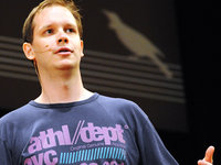 Webstock '11: Peter Sunde - The Pirate Bay of Penzance