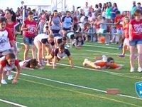 Carretilla - Olimpiadas Rurales 2013