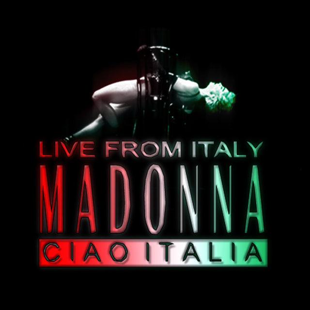 Madonna  Who's That Girl Tour Ciao Italia 1987