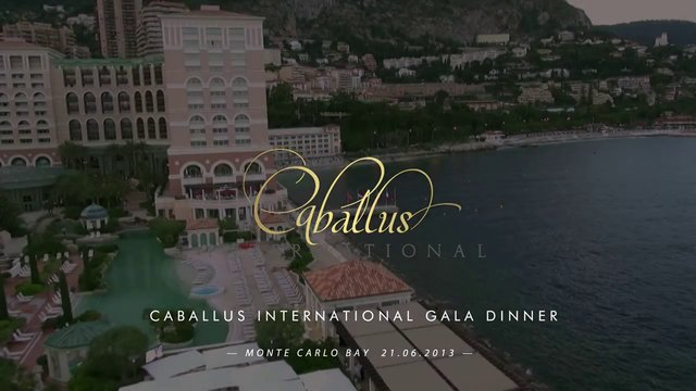 Caballus International - Monaco 2013