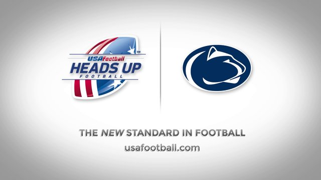 USA Football // Big 10 PSA / Penn State