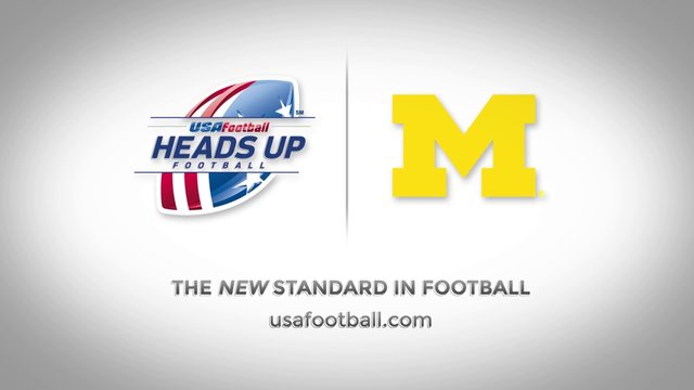 USA Football // Big 10 PSA / Michigan