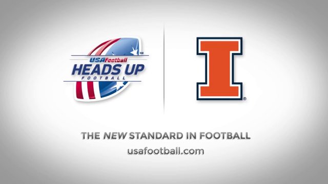 USA Football // Big 10 PSA / Illinois