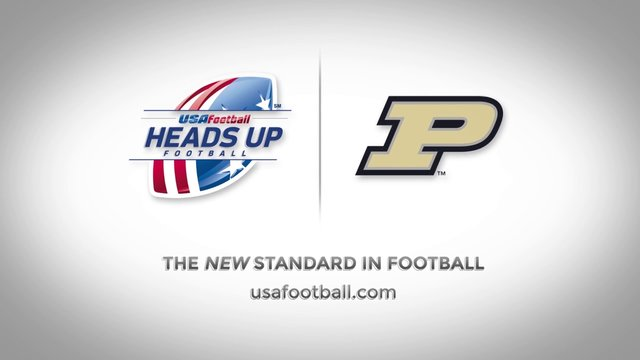 USA Football // Big 10 PSA / Purdue
