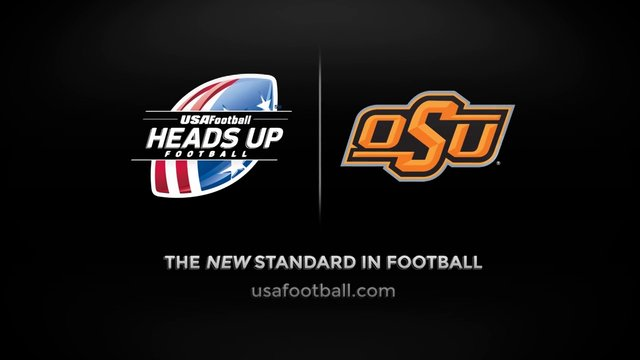 USA Football // Big 12 PSA / Oklahoma State