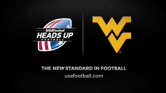 USA Football // Big 12 PSA / West Virginia