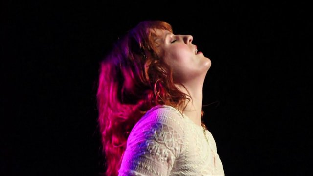 FLORENCE WELCH 'A Letter From LA'