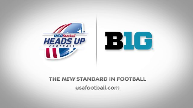 USA Football // Big 10 PSA / Commissioner Jim Delany
