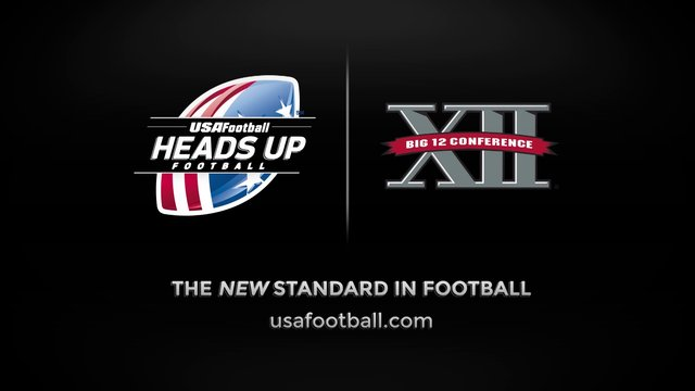USA Football // Big 12 PSA / Commissioner Bob Bowlsby