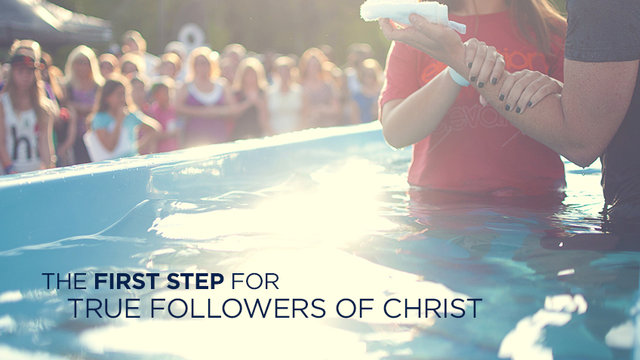 The First Step for True Followers of Christ | Steven Furtick
