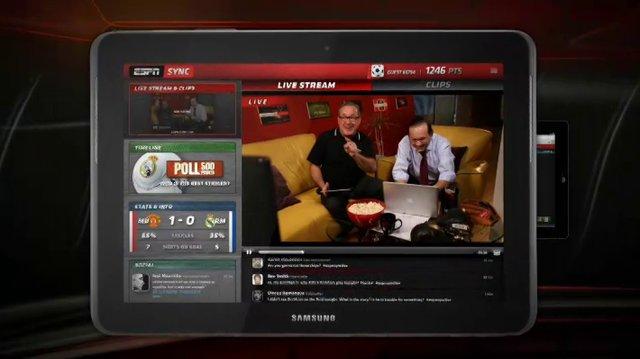 ESPN lança aplicativo de segunda tela no Brasil - Portal Mídia ... 178b1945bb184