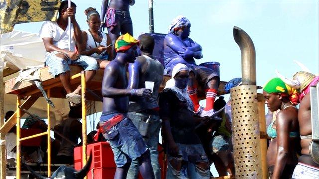 Carnaval de saint georges la j ouvert grenade on vimeo - Matin caraib es ...