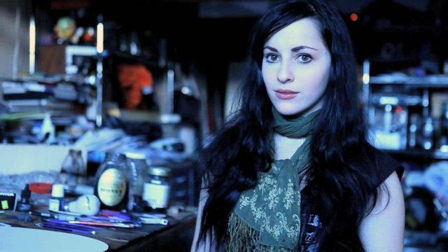 Long Portrait: Molly Crabapple