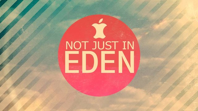 Not Just In Eden - Pastor Kim Leatherman