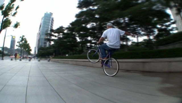 Seoul Fixed Gear SFG2009 GT version