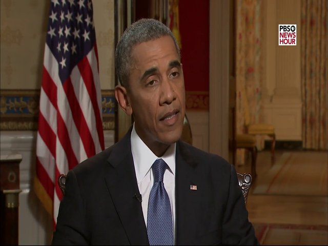NewsHour Interview with Obama: No Decision on Syria, Taking Action on Voting Rights