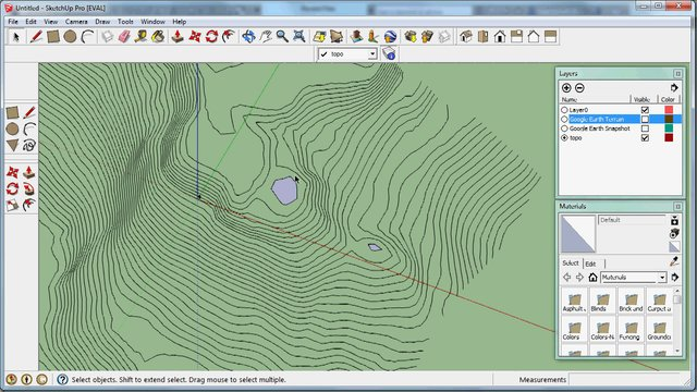 13 google earth sketchup to revit topography on vimeo