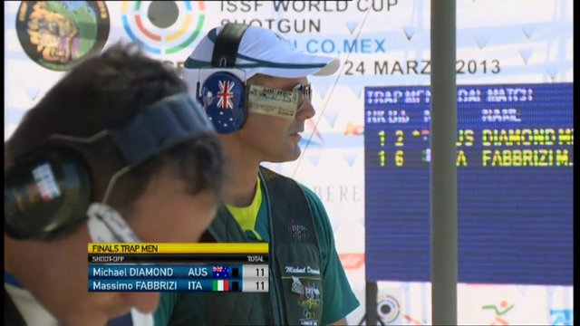 Acapulco (MEX) Shotgun World Cup 2013 Shotgun Trap Men