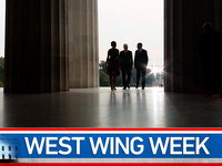 West Wing Week: 8/30/13 or Because They Marched
