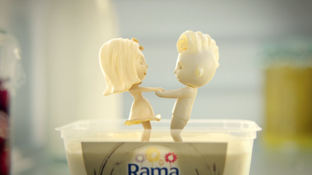 """Rama """"Love in the Fridge"""""""