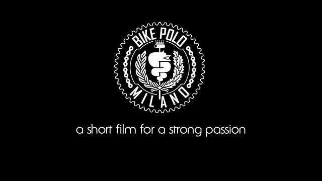 BFF Trailer- Bike polo Milano a short film for a  strong passion
