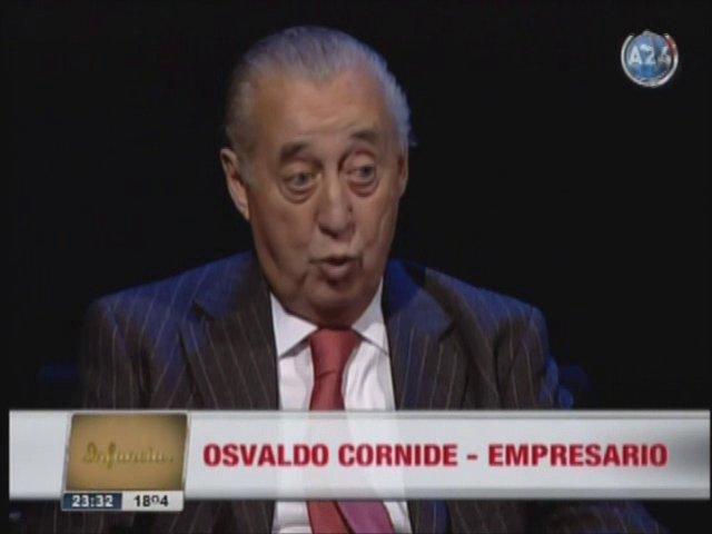 Entrevista de Pacho O´Donnell a Osvaldo Cornide