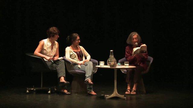 Susan Abulhawa, Maria Nadotti, Babel festival 2011, Palestine