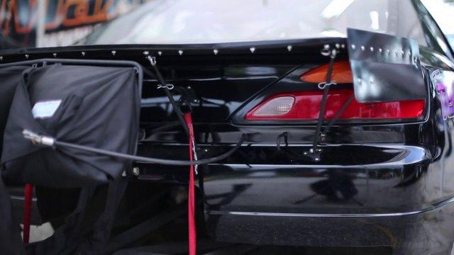 Tekno Toyz MazWorX Nissan Silvia S15 Drag Car Test & Tune at Orlando Speedworld