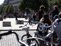 Real Street finals in RAD Copenhagen, music by CORD.    /Emil Boda